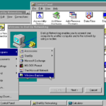 Windows 95 theme